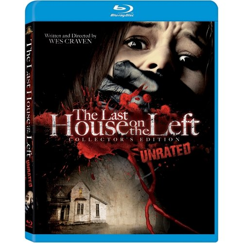 The Last House On The Left (Collector's Edition) (Unrated) (Blu-ray)