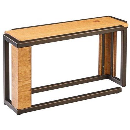 Cal Mil 3901-11-84 Rectangular Display Riser, Bronze - 20.5 x 7 x 11 in.