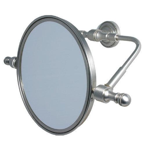 Allied Brass 8 Swivel Mirror 5x Mag Polished Chrome