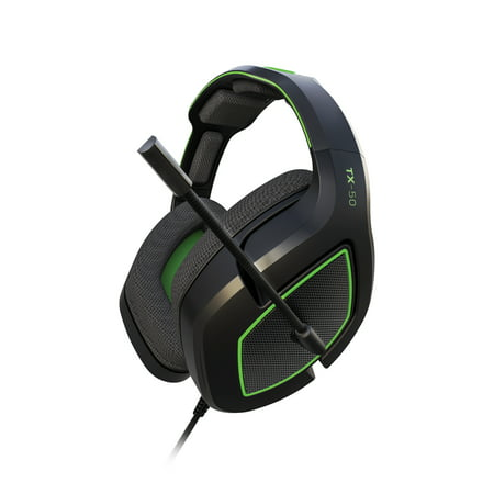 VoltEdge, TX50 Wired Headset, Xbox One, Green, TX50XBO-GN