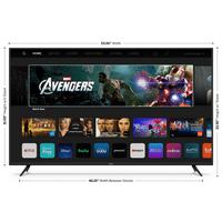 "VIZIO 60"" Class 4K UHD LED SmartCast Smart TV HDR V-Series V605-H"