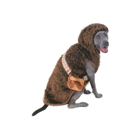 Star Wars Big Dog's Chewbacca Pet Halloween Costume