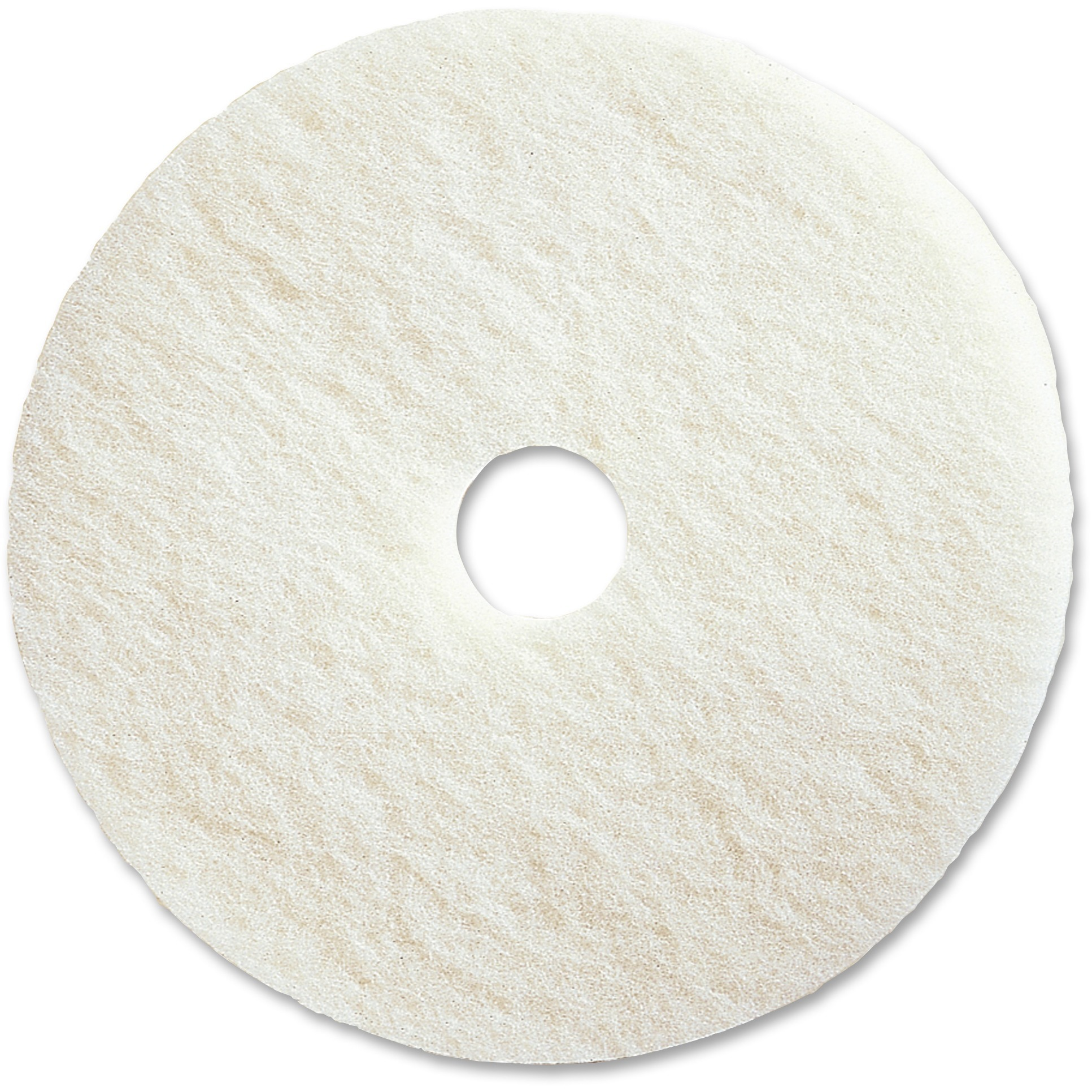 Genuine Joe, GJO90517, Polishing Floor Pad, 5 / Carton, White