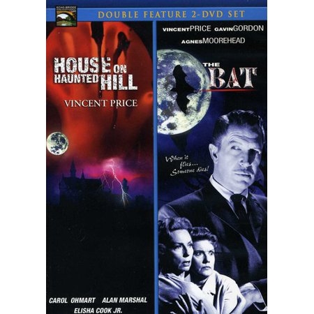 House on Haunted Hill / Bat (DVD) ()