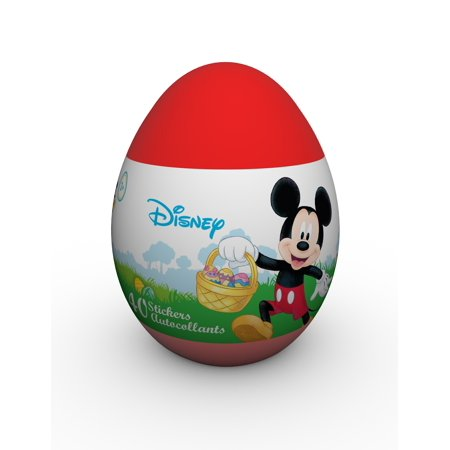 Disney 40 Mickey Sticker Filler Egg (Disney Eggs)