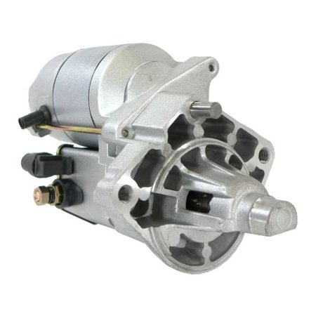 1989 Dodge Caravan Starter - DB Electrical SND0270 Starter For Chrysler 3.3 3.3L 3.8 3.8L Town & Country 99 00 01 02 03 04/ Dodge 3.3L 3.8L Caravan 99-04/ Plymouth 3.3L 3.8L Voyager 99 00/4686045AB, 228000-7640, 228000-7641