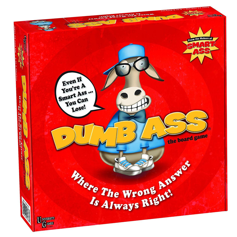 Dumb Ass, USA, Brand University Games by