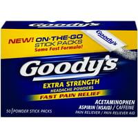 Goody's Extra Strength Headache Powders 50 ea