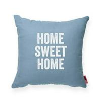 Home Sweet Home Decor Pillow