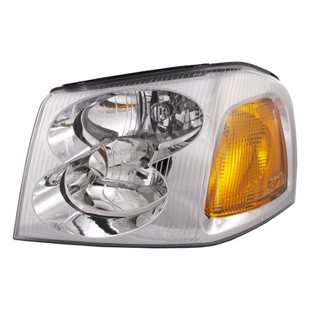 2002-2009 GMC Envoy New Driver Side Headlight Left Headlamp Assembly GM2502220
