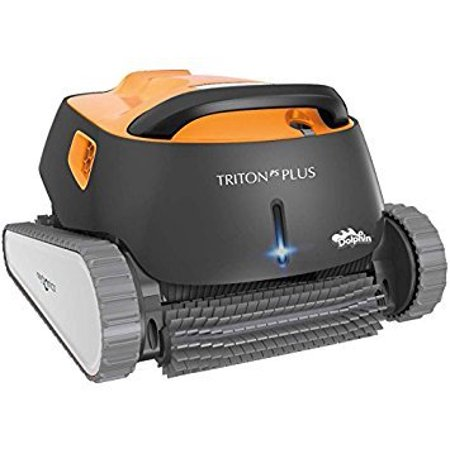 Maytronics Dolphin Triton Plus w/ Powerstream Inground Robotic Pool