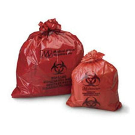 WP000-PT 116BX 116BX Bag Infectious Waste 23x23