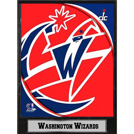 NBA Washington Wizards Photo Plaque, 9x12