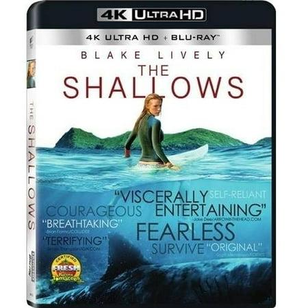 The Shallows (4K Ultra HD + Blu-ray + Digital HD)