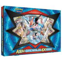 2016 Pokemon Ash & Greninja EX Box Trading Cards