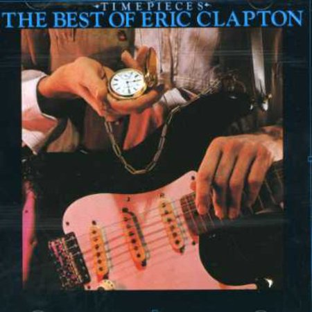 Time Pieces: Best of Eric Clapton (CD)