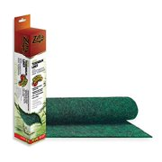 Terrarium Liner, A low maintenance bedding, simply roll out and cut to size as needed Ship from US..., By Zilla