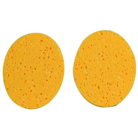 Annemarie Borlind Natural Beauty Cosmetic Sponge - 2 Ea