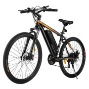 26 Inch 350W 21 Speeds Electric Mountain Bike Electric Bicycle for Adult, Newest Ebike with Removable 36V 7.8Ah Lithium-Ion Battery for Adults, Professional 21 Speed Gears