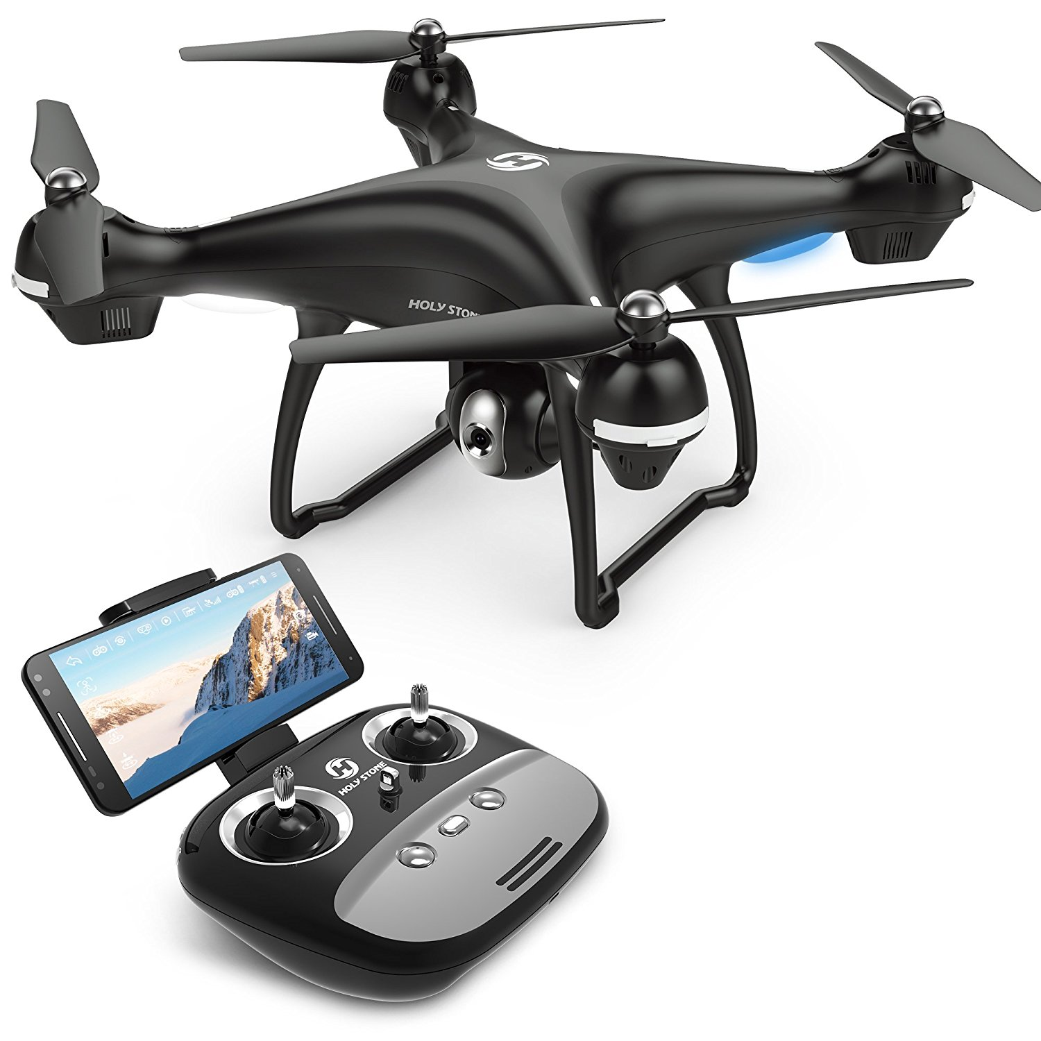 Holy Stone HS100G Drone with GPS 1080P