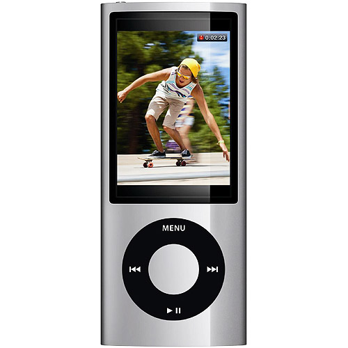 Apple Ipod Nano 8gb, Silver, 5th Gen