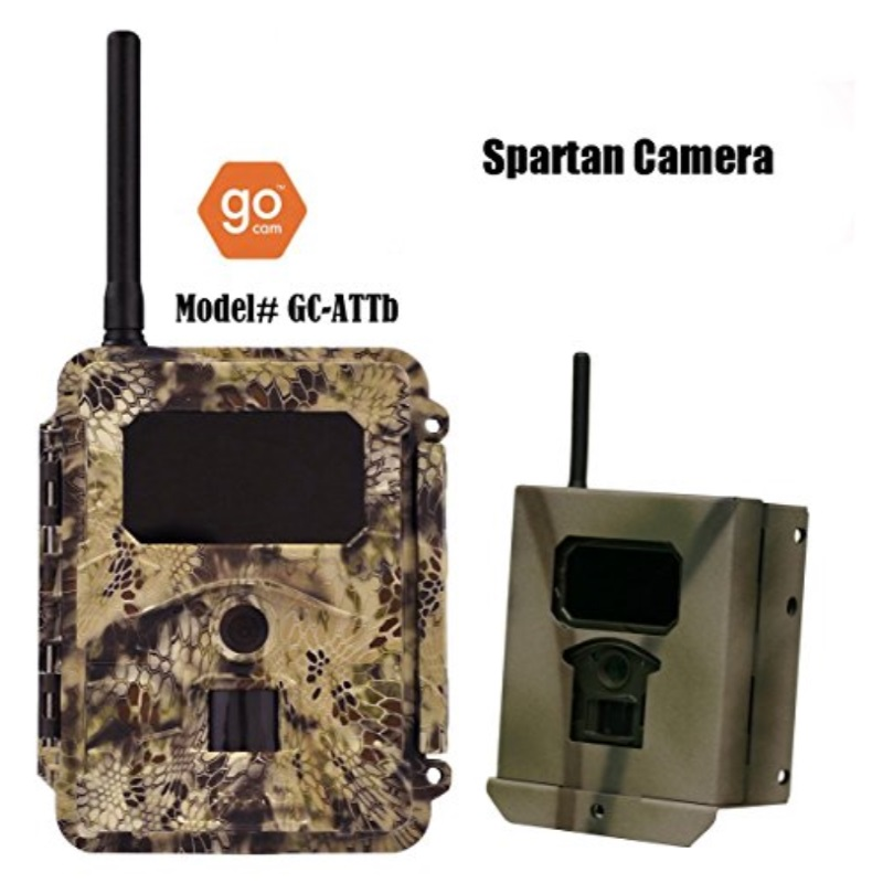 Spartan GoCam AT&T Blackout Flash with Free $40.00 Lockbox included