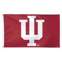 Indiana Hoosiers WinCraft Deluxe 3' x 5' One-Sided Flag - No Size