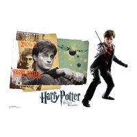 Advanced Graphics Harry Potter 7 Harry Potter Wall Decal