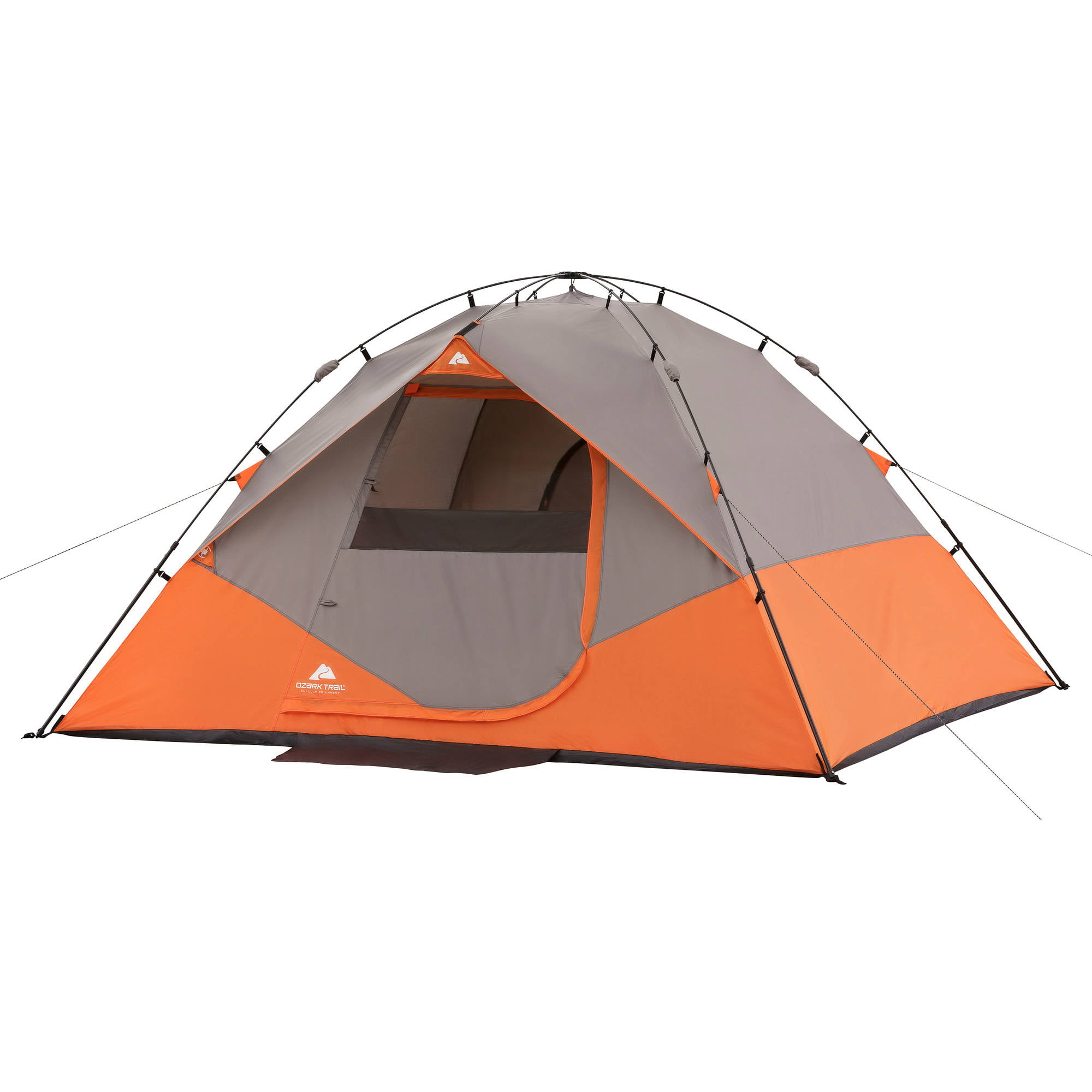 Jeep 3 Room Dome Tent