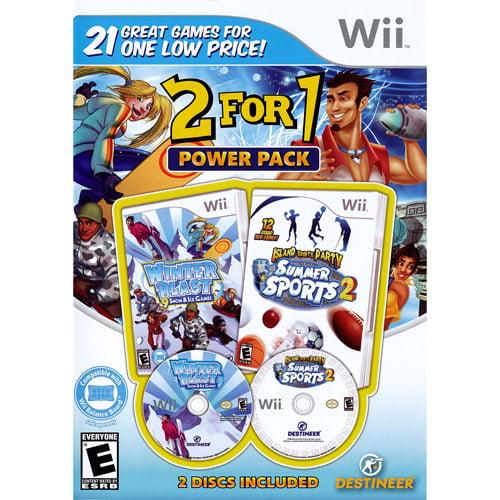 Winter Blast/Summer Sports 2 (Wii)