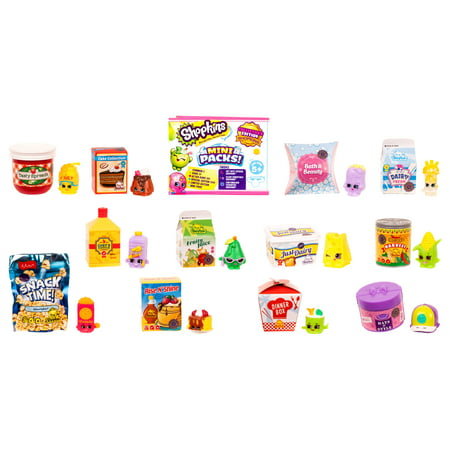 Shopkins Season 10 Mini Packs, Variety Mega 12-Pack