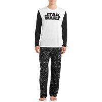 Matching Family Pajamas Star Wars Men's 2-Piece Sleep Set