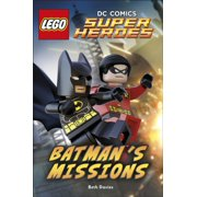 LEGO® DC Comics Super Heroes: Batman's Missions (DK Readers Level 3) (Hardcover)