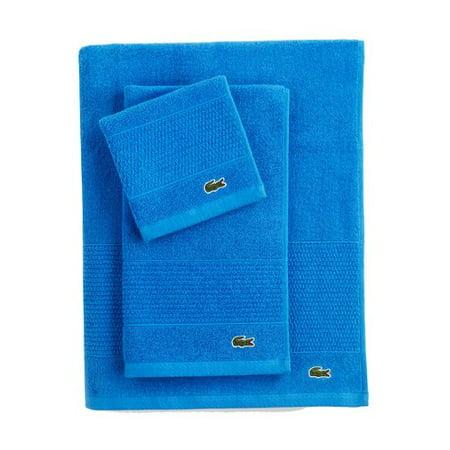 Lacoste Legend Supima 100pct Cotton Hand Towel