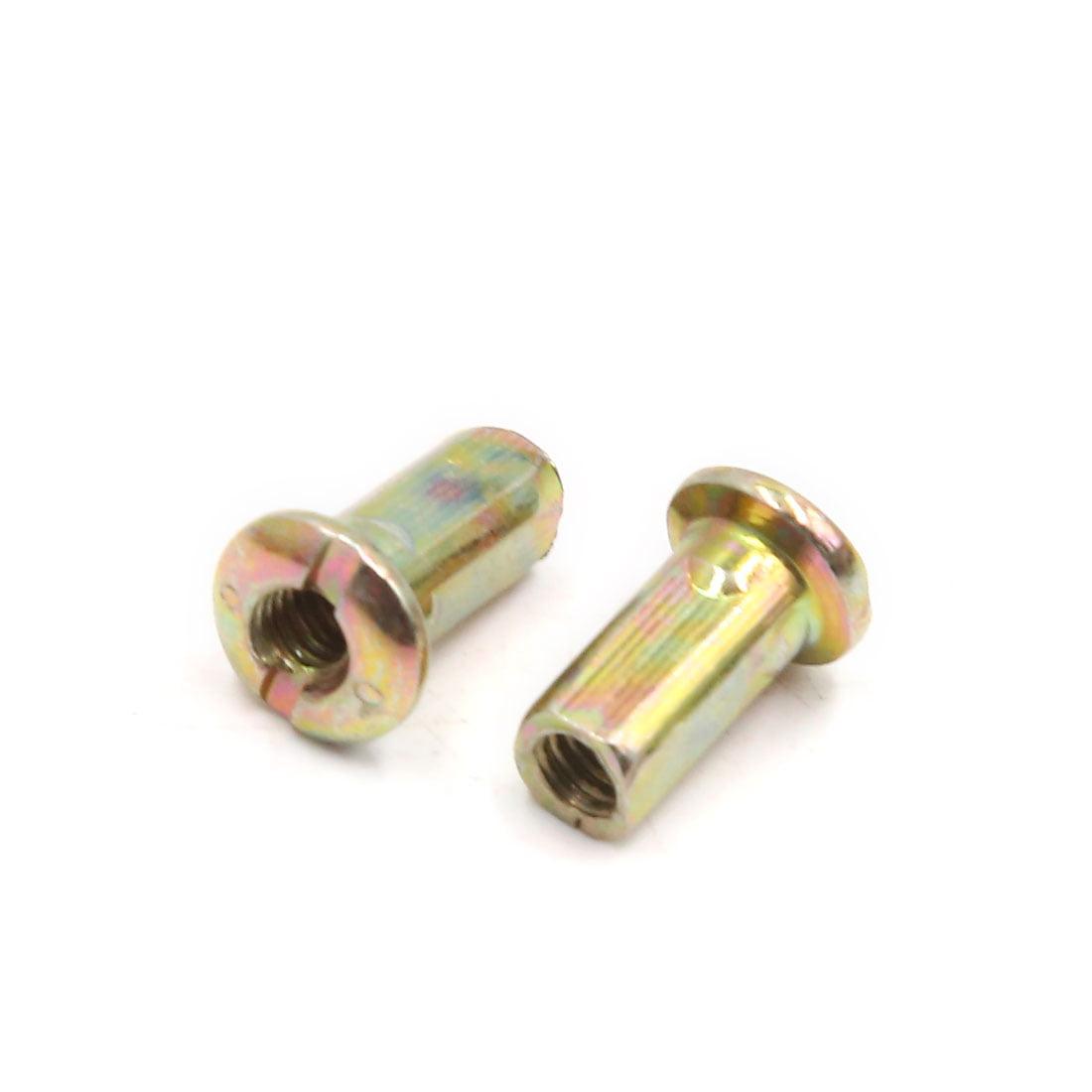 72pcs 4mm Thread Diameter Motorcycle Wheel Spokes w/ Nipples 165mm Length - image 2 of 3