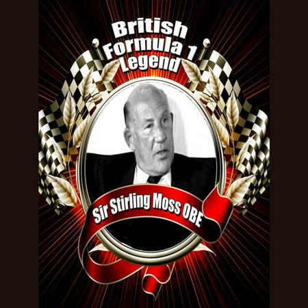 British Formula 1 Legend: Sir Stirling Moss OBE - - Oboe Pieces