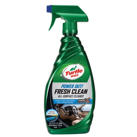 Turtle Wax 50817 Power Out Fresh Clean All Surface Cleaner, 23 oz