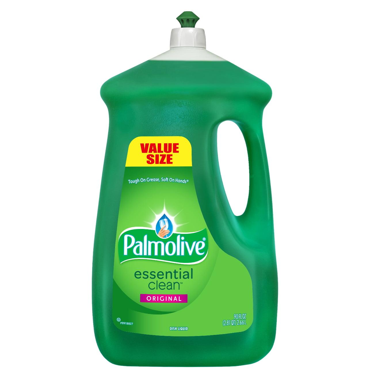 Palmolive Ultra Dishwashing Liquid, Original, 90 Fl Oz