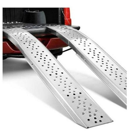 Folding Arched Loading Ramp