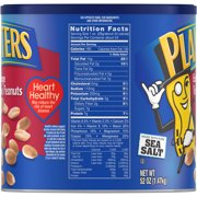 Planters Extra Large Virginia Peanuts 52 Oz Can Walmart Com