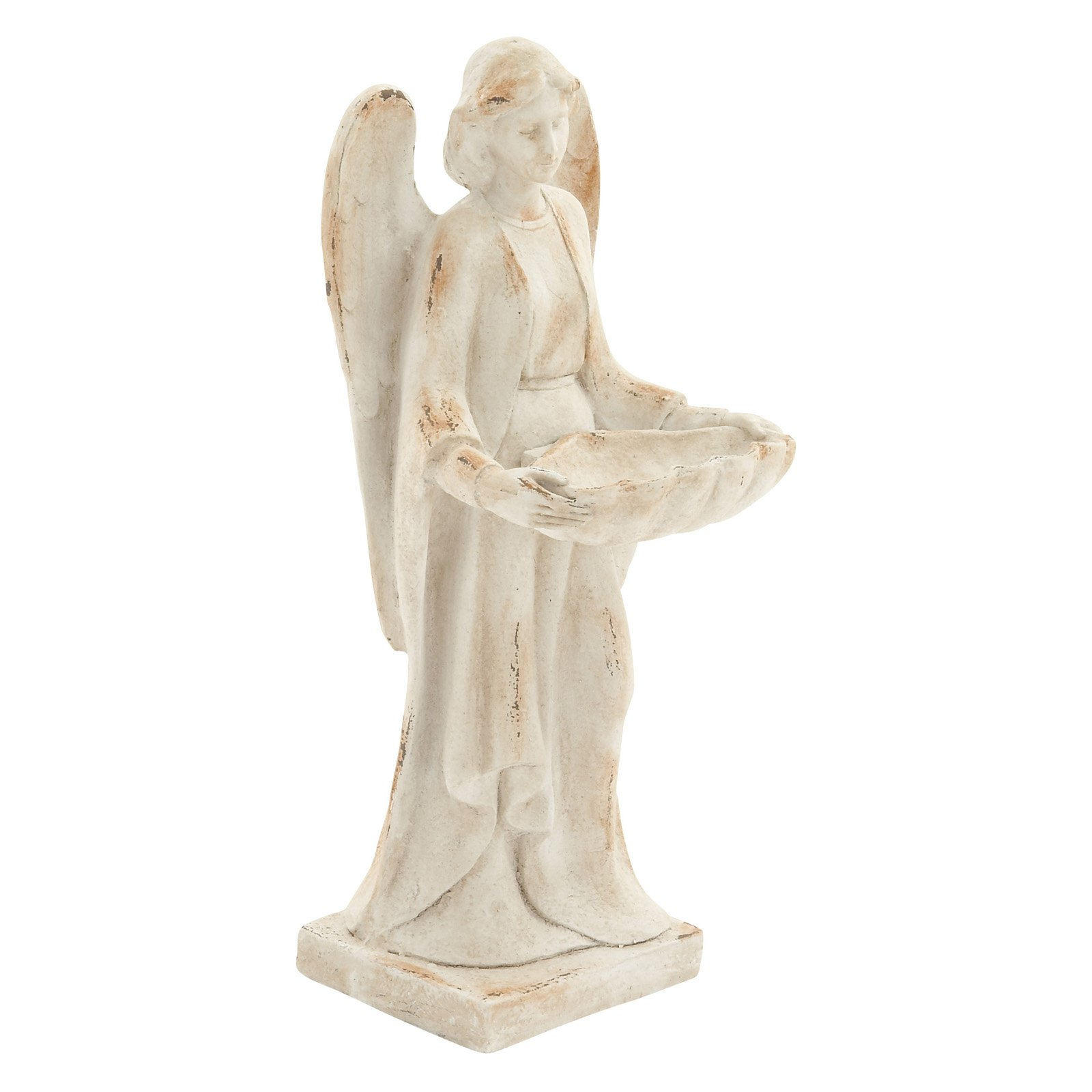 DecMode Gorgeous Angel Garden Statue by Woodland Imports