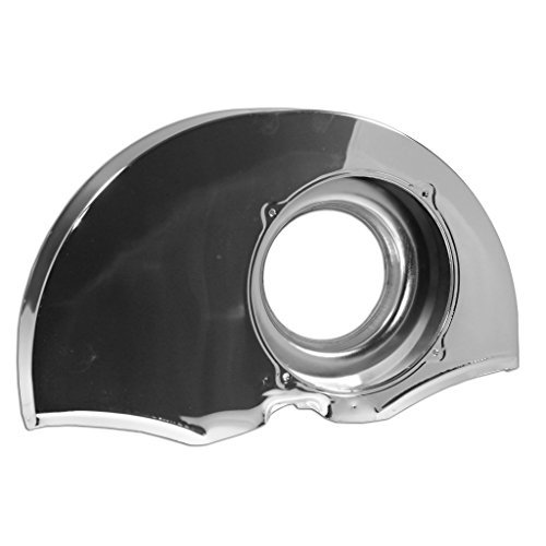 Image of AA Performance Products Chrome 36HP Fan Shroud W/O Ducts