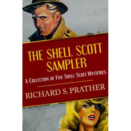 The Shell Scott Sampler - eBook