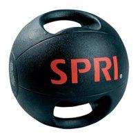 SPRI Dual Grip Xerball, 6 LB