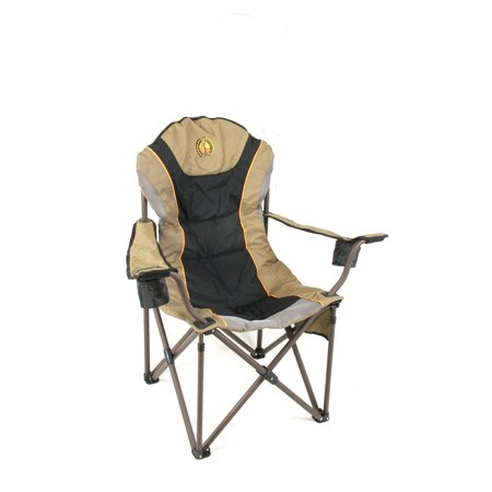 Bushtec Adventure Charlie 440 Big Boy oversize 440 pound Canvas Camping or outfitter Chair.