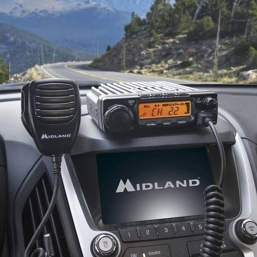 Midland MXT400 MicroMobile Two-Way Radio
