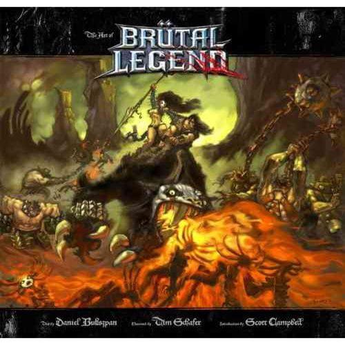 The Art of Brutal Legend