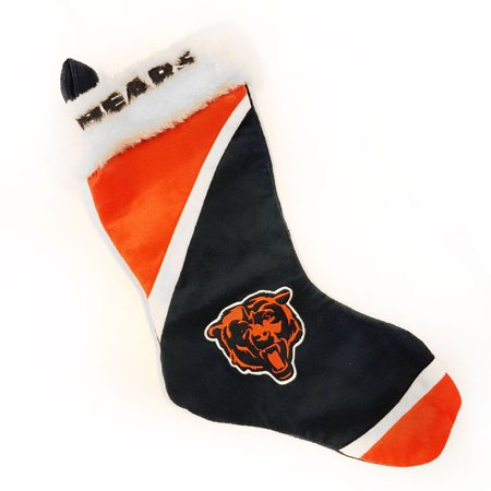 f0beea54 Chicago Bears NFL 17 inch Christmas Stocking - Forever Collectibles