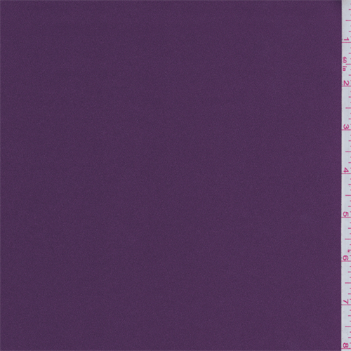 Boisenberry Stretch Satin, Fabric By the Yard
