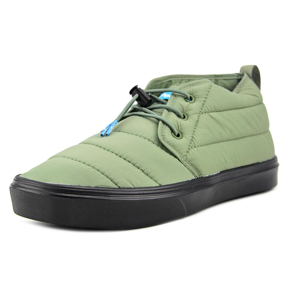 People Footwear The Cypress Men  Round Toe Synthetic Green Chukka Boot